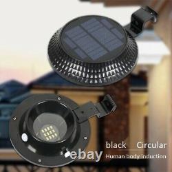 10X12 LED Solar Lamp Garden Gutter Light Waterproof Solar Powered LED Sola Z3T8