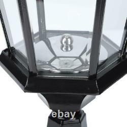 2Pcs LED Solar Power Pathway Light Outdoor Waterproof Garden Lawn Patio Lamp