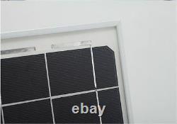 4 Sets Bizlander Commercial Solar Light for Garden Sign Park Camping Fishing