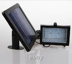 8 Pack Bizlander 30 LED Solar Light for Garden farm Boat 1 Year Warranty
