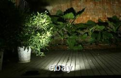 8 Pack Bizlander 30 LED Solar Light for Garden farm Boat 1 Year Warranty Batt