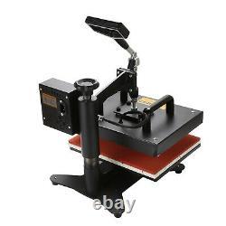 Heat Press Machine 23x30cm T-shirt Hat Plate Printer Transfer HP230B Sublimation
