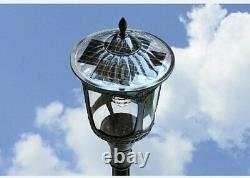 Lampione Solar Road with Panel Photovoltaic Outer LED Light Outdoor Garden