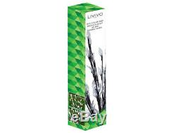 Livivo 3/6 Tree Leaf Solar Garden Led Lights Ornamental Acrylic Branch Warm Whit