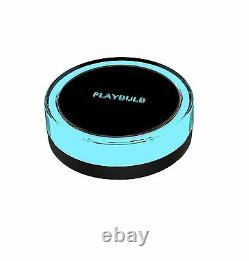 MIPOW PLAYBULB Solar Powered Garden Bluetooth with LED Light Set of 3