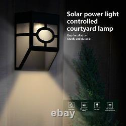 Solar LED Light for Fence Pole/Wall Garden Decoration Rain Proof