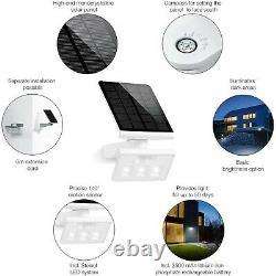Steinel XSolar L-S LED solar light white, 1,2 W, 150 lm, 140° motion sensor w