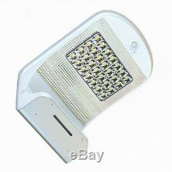 Waterproof LED Solar Power Motion Sensor Wall Light Outdoor Garden Lamp