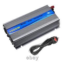 Y&H 1000W Grid Tie Inverter Stackable MPPT Pure Sine Wave DC10.8V-30V Solar For